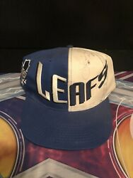 """Felix """"the Cat"""" Potvin Autographed Toronto Maple Leafs Hat Leafs Collector Item"""