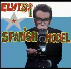 Elvis Costello And The Attractions - Spanish Model Vinyl Lp Record New Sealed