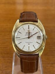 Omega Constellation Automatic Vintage Men's Watch 1969 Long Service History