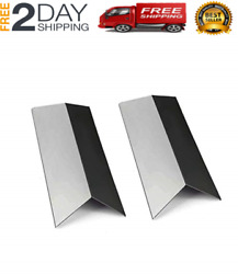 New Stainless Steel Heat Plates 13 Stainless Steel Grill Part For Cuisinart Cgg