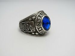 @ Silver 925 , 82nd Airborne Ring , Americas Guard , Army Ring , Us Size 9.5