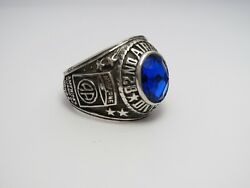 @ Silver 925 , 82nd Airborne Ring , Americas Guard , Army Ring , Us Size 8.5