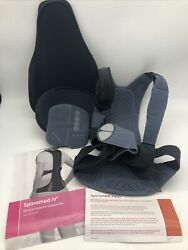 MEDI SPINOMED IV OSTEO BACK BRACE SIZE Small for osteoporosis or post op support $149.00