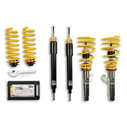 Kw Suspensions 10220048 Height Adjustable Stainless Steel Coilover System With P