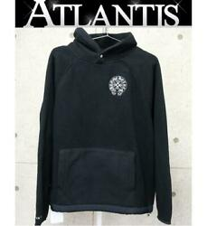 Chrome Hearts Ginza Store With Invoice Ynt Detention Hdpl Flc Fleece Parka Long