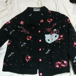 Hello Kitty It's Big Size.  Of Jean