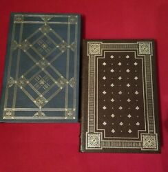 Lot Of 2 Franklin Library Plays By O'neill - Connelly - Sherwood Pulitzer Prize