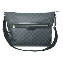 Louis Vuitton Damier Graphit Mick Mm N41106 Hand Bag From Japan 2129