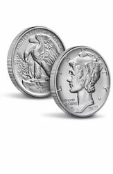 2020 American Eagle Palladium Uncirculated One Ounce Coin New With Box