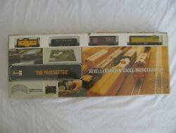 Revell Rapido N Scale Union Pacific Alco Fa-1 Diesel 4-car Freight Set 2022 Vg