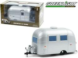 New Greenlight 124 Hitch And Tow Trailers Airstream 16and039 Bambi Series 6 18460 A