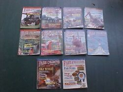 Farm Tractor Magazine 69 Issues Agric Toys Tractors Trucks Equip 1999-2006