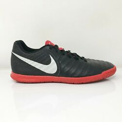 Nike Mens Tiempo Legend 7 Academy Ic Ah7245-006 Black Running Shoes Size 7