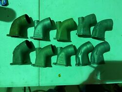 Lot Of 10 Continental C-85 C-90 O-200 Intake Elbows Elbow 40246 40247