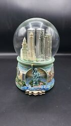 Nyc, Twin Towers Snow Globe, Sex In The City Episode, San Francisco Music Box
