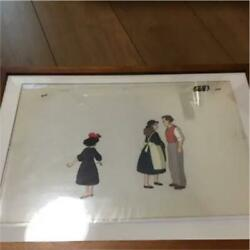 Silver Week Limited Cel Anime Ghibli Witch's Delivery Service