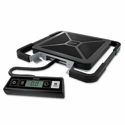 Weighing Scale Digital Shipping Usb Portable Lcd Screen W/ Carry Handle 100-lb