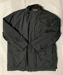 Duluth Trading Co Insulated Jacket Removable Lining Full Zip Coat Mens 3x Xxxl