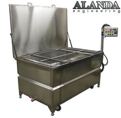 Hydrographics Tank 100x100 Deluxe Version Water Transfer Printing Cubicatura