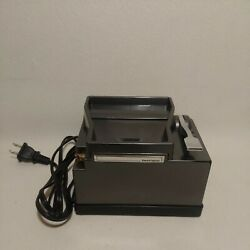 Powermatic 2 Plus Electric Cigarette Injector Machine + Power Cord Works Great