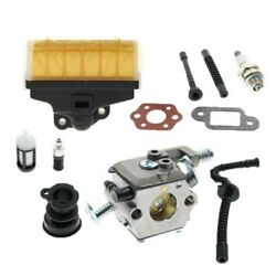 Carburetor Carb Air Filter Kit For Stihl Ms210 Ms230 Ms250 021/023 025 Chainsaw