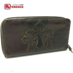 Chrome Hearts Camouflage Candeacutemetelli Cross Large Zip Around Wallet Long There Is