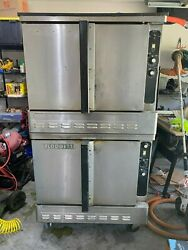 Blodgett Natural Gas Convection Bakery Oven Dfg-100