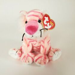 Ty Beanie Baby Mystique The Tiger Mint Condition Tag With Protector