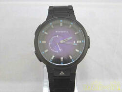 Seiko Wena3 Ghost In The Shell Sac Kusanagi Element Model Limited To 500 Pieces