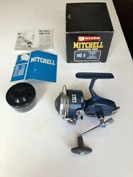 Vintage Garcia Mitchell 440a Spinning Reel New In Box Collector Quality