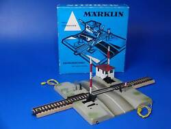 Marklin H0 - 7192 - Fully Automatic Level Crossing - M Track 44/ Box - Exc