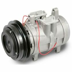 For Porsche 928 1978-1990 Oem Ac Compressor And A/c Clutch Csw