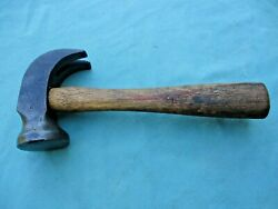 Unusual Cobblers' Hammer - With Claw - Shoe Hammer - Leather Work