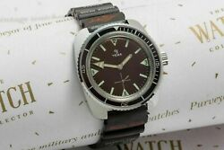 Vintage Yema Vintage Divers Watch Menand039s Wristwatch 1978 French