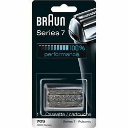 Braun Series 7 Combi 70s Cassette Replacement Pack Formerly 9000 ... From Japan