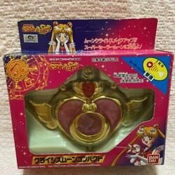 Pretty Guardian Sailor Moon Supers Crisis Compact Things At That Time