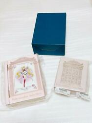 Pretty Guardian Sailor Moon 25th Anniversary Official Color Gold Coin Silver Set