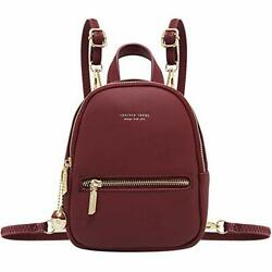 Cute Mini Backpack Purse for Women Fashion Small Backpack Purse Leather Small $34.77