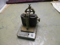 Antique J.h. Bunnell Npry Railroad Telegraph Sounder Our 11 [4i-18.75]