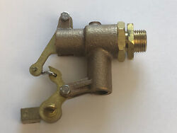 Fill Valve For Bluline Carpet Cleaning Truckmount Water Box 23-025