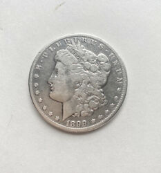 1899 O Morgan Dollar Us .90 Silver Coins New Orleans Rare Date Scare