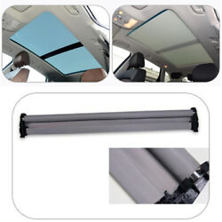 Gray Sun Shade Sunroof Curtain Cover Kit For Bmw Gt5 F07 2011-2016 2013 2014 New