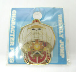 Thousand Sunny Ship Pin Badge Unopen One Piece Jumpshop Characterpinscollection