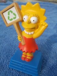 Simpsonand039s Movie Lisa Simpson Recycle Recycling Green Sign 2007 Burger King Works