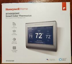 Honeywell Home Rth9585wf1006 Smart Color Wifi Thermostat New -freeshipn