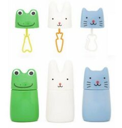 Bubbimal Cat Frog Bunny Bubble Wands Kids Party Gifts Stocking Stuffers New