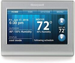 Honeywell Rth9580wf Wi-fi Smart Touchscreen Programmable Thermostat
