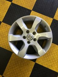 Nissan Altima Oem Factory Wheel,tpms And Center Cap 16x7