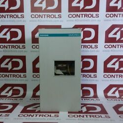6ra2477-6ds22-0   Siemens   Drive Ac Compact Converter 205a 400v Used