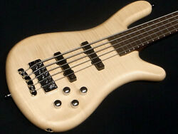 Outlet Article Warwick German Pro Wb Team Built Streamer Lx5 Mt Ns
